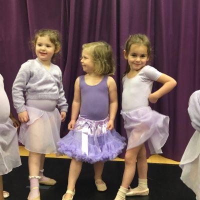 Pre School Mixed Ballet Tap & Modern