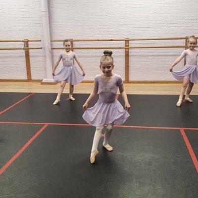 RAD Ballet Grades