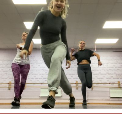 Adult Classes  - Ballet Tap & Jazz